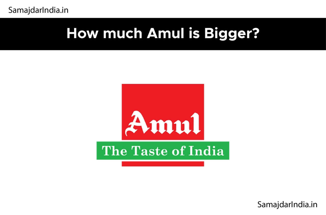 How Big Is The Amul Brand
