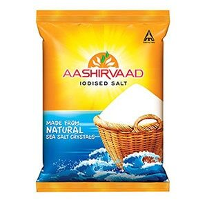 India Salt Brands