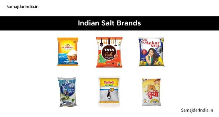 Indian Salt Brands